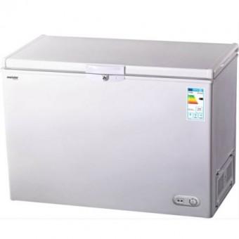 Lada frigorifica, meister Hausgerate, HRH-300E, Capacitate: 244 l, Abilitate de congelare: 16kg/24h, Culoare - Alba